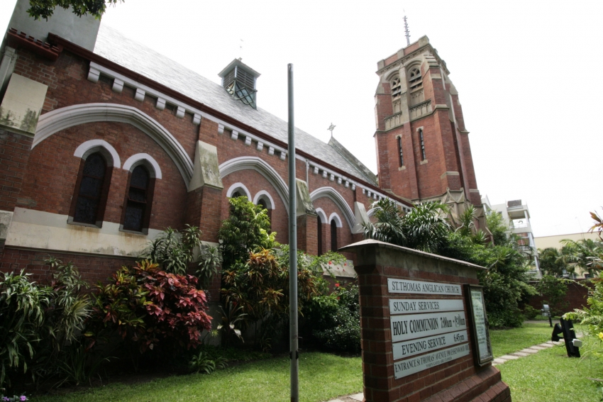 St Thomas Anglican Church, Durban Logo